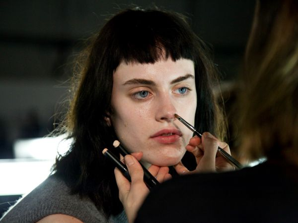 #NYFW Beauty: Street Style Grit at @AlexanderWang with @NARSissist @Essie