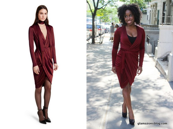 altuzarra-for-target-burgundy-wrap-dress-fit-real-pictures-jessica-c-andrews-glamazons-blog-0