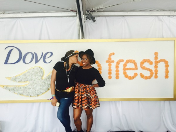 A Day In The Life: Our @GovBallNYC Experience with @Dove #RevitalizeMe