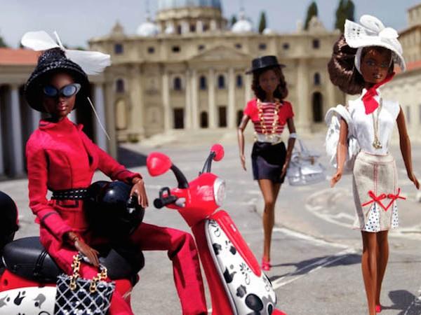 Covet List: Torrid's Afro Barbie Tee PLUS Barbie's New Fashion Collabs