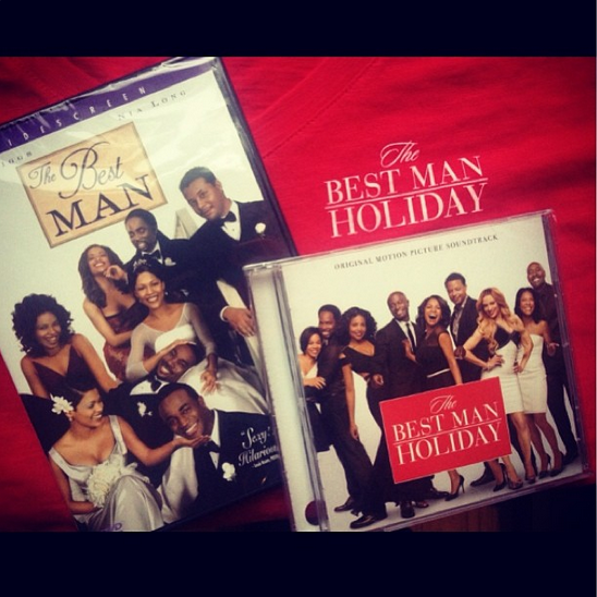 the best man holiday soundtrack