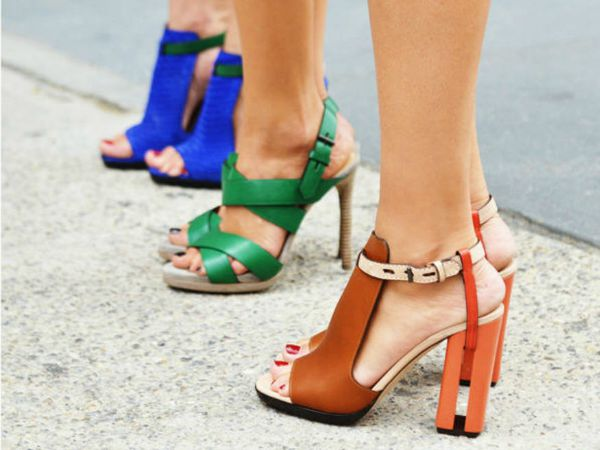 Trend Alert: The Most Comfortable Heels We've Ever Worn (Seriously.)