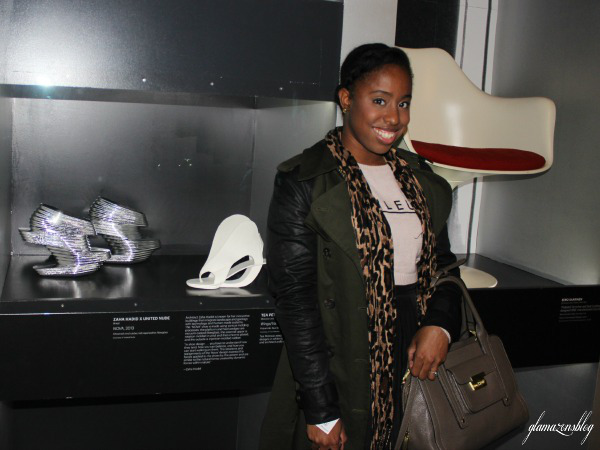 A Day in The Life: Brooklyn Museum Killer Heels Exhibit @brooklynmuseum #KillerHeels