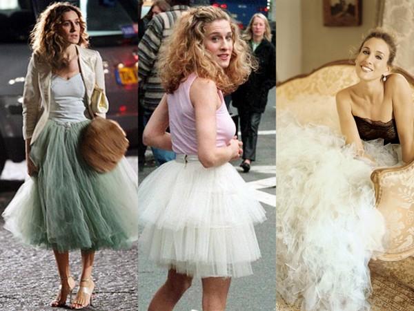 Carrie Bradshaw Tutu Skirt 70