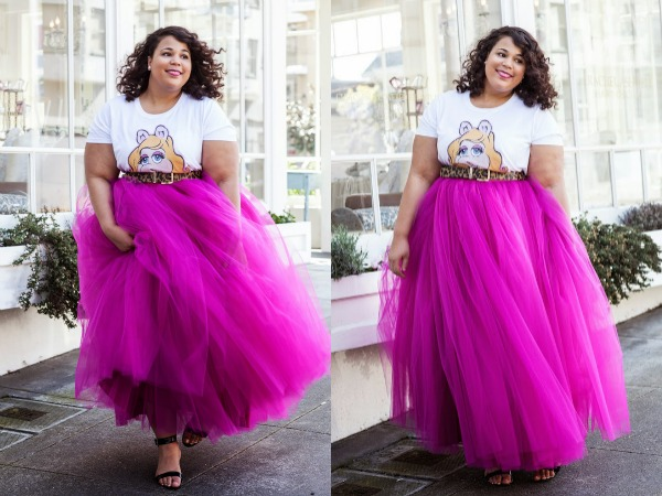 #GlamazonChat: On Plus Size Fashion, Protests and Placing Blame