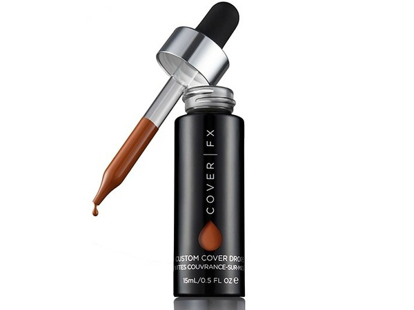 TRY THIS: @CoverFX Custom Cover Drops