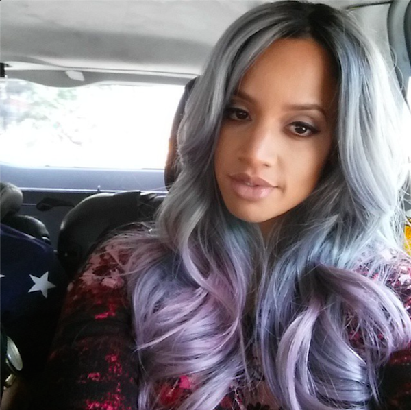 Dascha Polanco Gray Hair Cynthia Alvarez