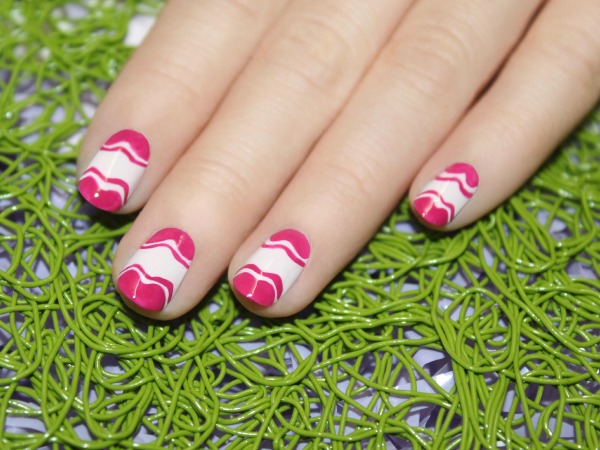 How To: Super Easy (and Cute!) Easter Nail Art @JINSoon