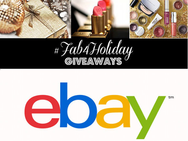 It's Not Too Late To Win a $400 Gift Card to eBay! #FollowItFindIt #Fab4Holiday