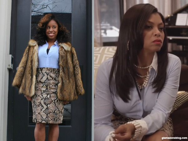 A Day in The Life: Talking #Empire Fashion with FOX News
