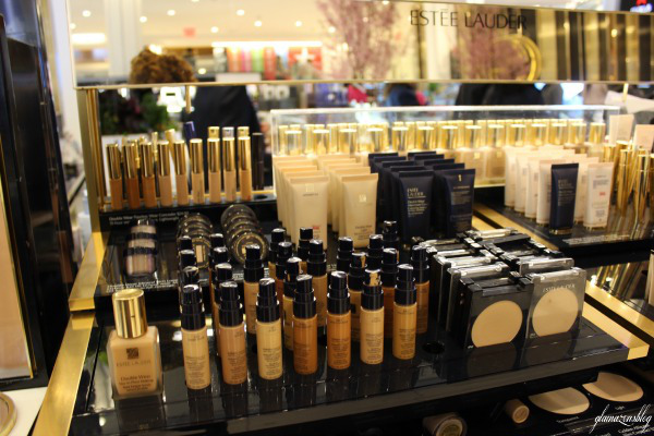 Beauty Crush: Estee Lauder #DoubleWear Foundation and Primer [Review]