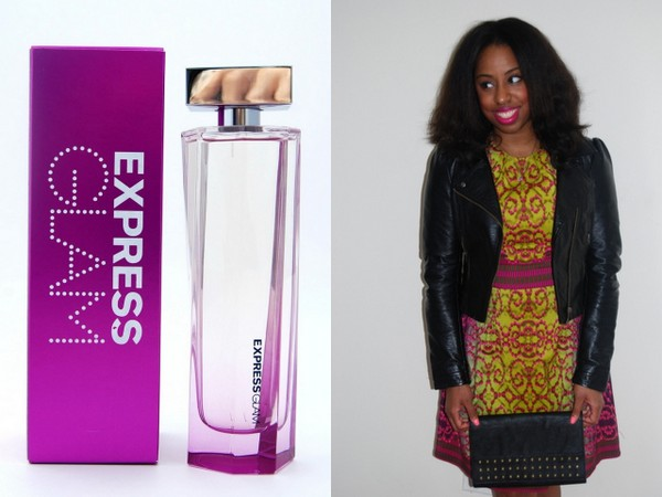 Glamazon Giveaway: Express GLAM Fragrance #EXPStyle