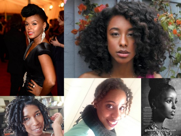5 Party-Ready Natural Hairstyles PLUS Win Kinky Curly Holiday Travel Kit