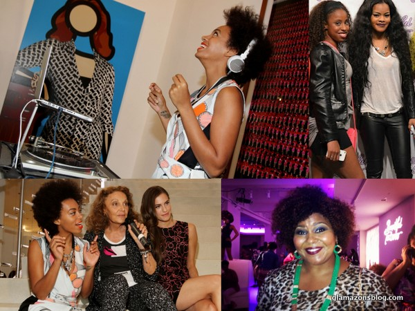 A Day in The Life: Fashion's Night Out 2012 Blogger Crawl – Us, Solange Knowles and Teyana Taylor!