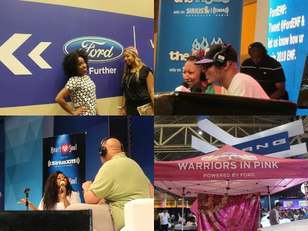 You Can Win a @Ford Car at #EssenceFest + Daily #FordUp Activities #Ad
