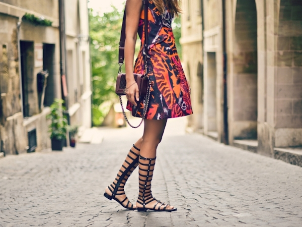030b3cc8ee12 Shop  20+ Gorgeous Gladiator Sandals