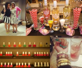 A Day In The Life: #SmirnoffSorbet Summer Soiree #GlamHeartsSorbet