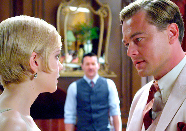 how did daisy and gatsby first meet