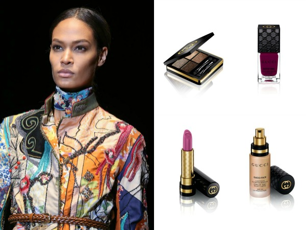 #MFW Beauty: Gucci Cosmetics Makes Its Debut On The Runway