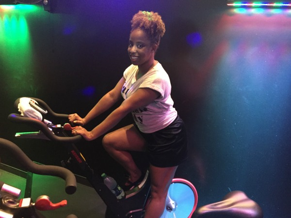 #GlamazonsFitness: I Got My Life (and a Great Workout) at Hip Hop Spin! @TheVibeRide