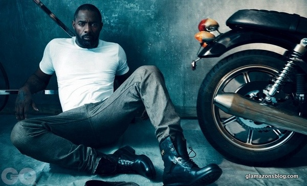 Eye Candy: Idris Elba Covers British GQ