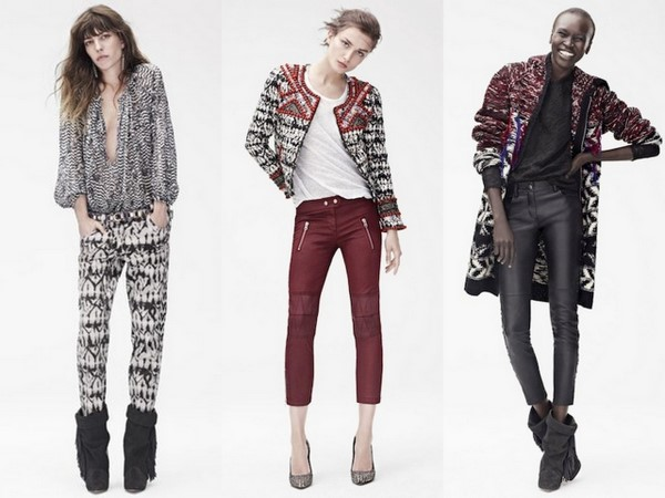 The Isabel Marant for H&M Lookbook Leaked! 6 Things I Want Now