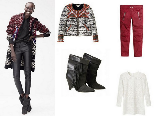 Everything You Need To Know Before Shopping Isabel Marant for H&M Today