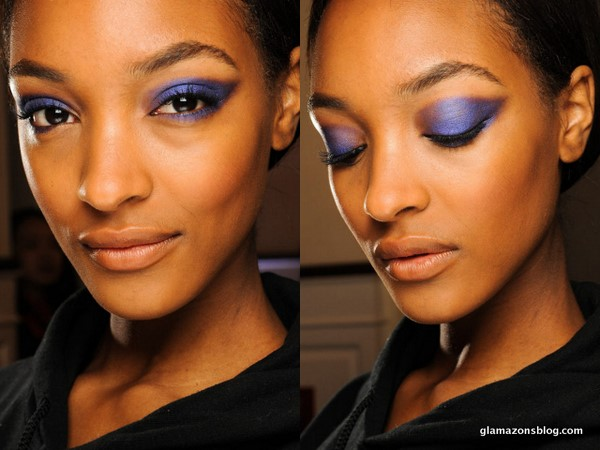 #NYFW Backstage Beauty: Jason Wu Fall 2013 (Using His New Eyeshadow for Lancome!)