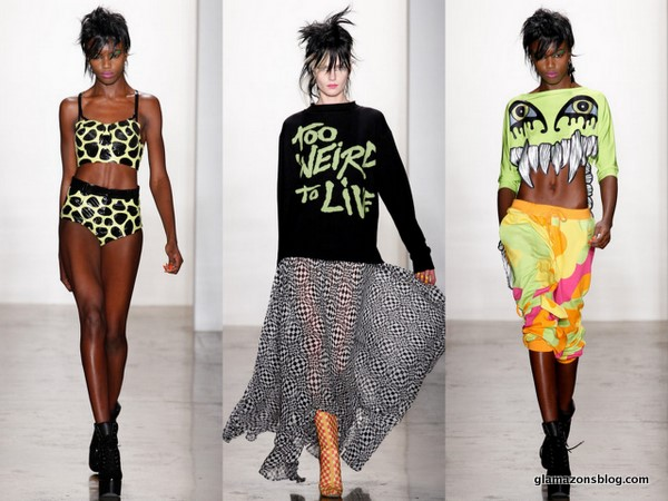 #NYFW: Jeremy Scott Fall 2013