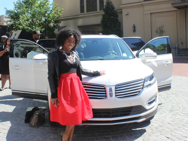 #GlamazonTravel: Atlanta Boutique Crawl in the All-New #LincolnMKC #LincolnJourney