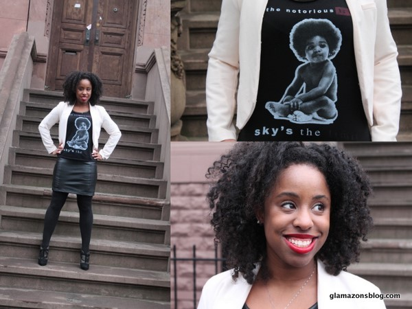 My New Obsession: My Forever 21 Notorious B.I.G. Tank PLUS How I Wore It