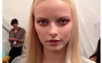 #NYFW Backstage Beauty: Jill Stuart Spring 2013