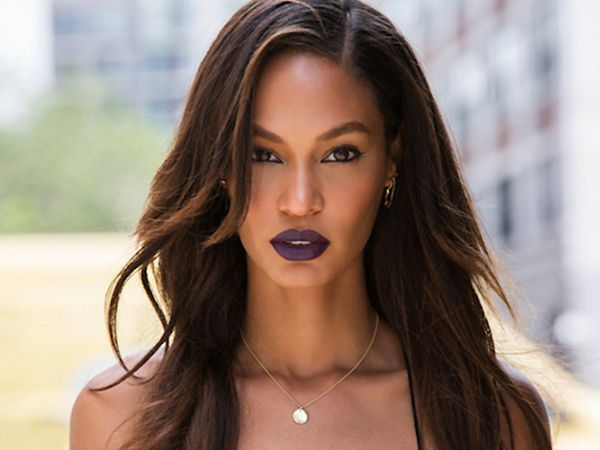 Joan Smalls Creates Matte Lipstick Collection For Estée Lauder