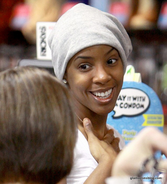 Obvs: Kelly Rowland is Stunning Without Makeup! 5 Tips to Nail Bare ...