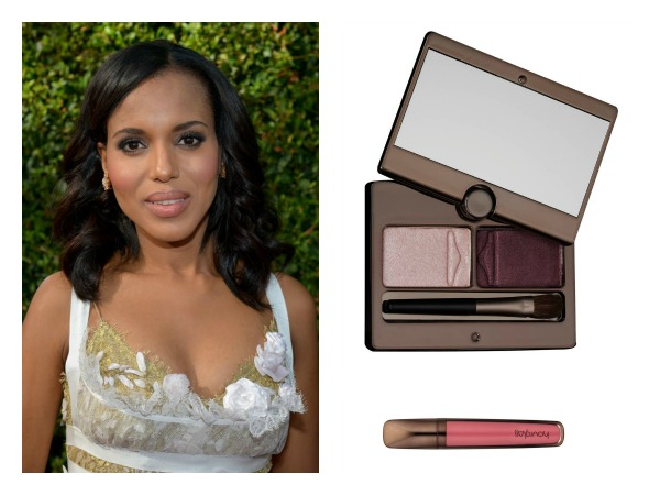 Get The Look: Kerry Washington's Ethereal Makeup At The 2013 Primetime Emmy Awards