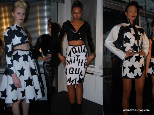#NYFW: Laquan Smith Fall 2013 Inspired by Lil Kim and Grace Jones' Strangé