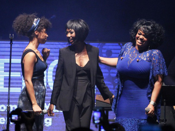 A Day in The Life: Essence #BlackWomeninMusic with Jill Scott, Brandy and More! #LincolnMKX #MusicSelfie