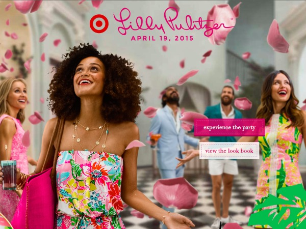 FIRST LOOK! Lilly Pulitzer for Target Lookbook #LillyforTarget