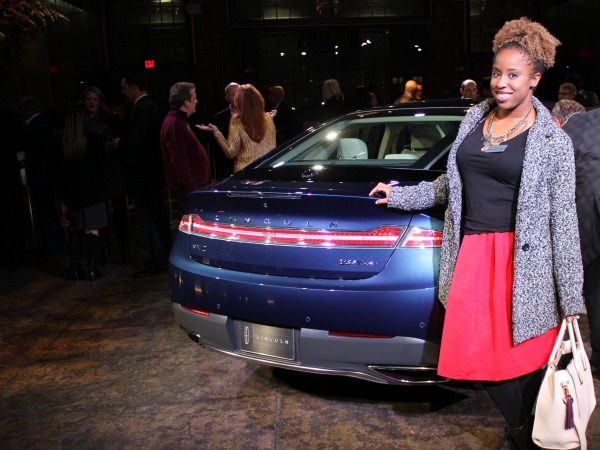A Day in The Life: Holiday Celebration with the New Lincoln MKZ