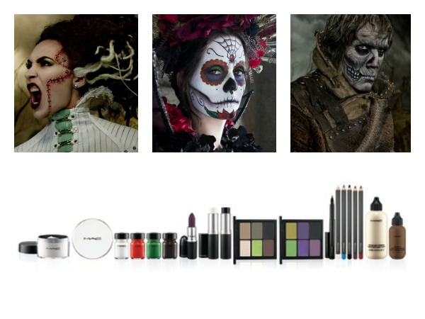 Halloween Beauty Crush: MAC Cosmetics x Rick Baker #MACMonsters Collection
