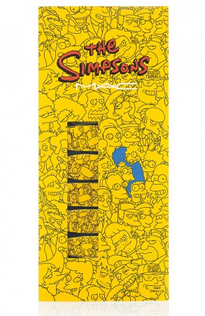 mac-the-SIMPSONS-NAIL-STICKERS-Marge Simpson-s-Cutie-cles-glamazons-blog