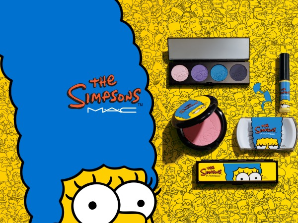 FIRST LOOK! MAC The Simpsons Full Collection #MACandMarge