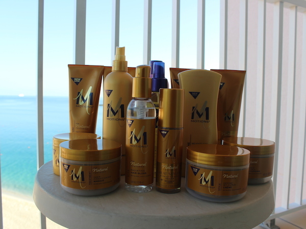 The Motions Hair Products That Maintained My #CaribbeanCrawl Wash-and-Go Hair
