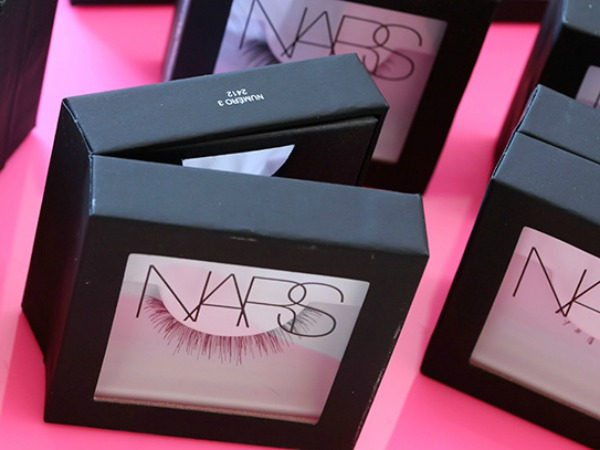 FIRST LOOK! NARS Launches Eyelashes @NARSissist