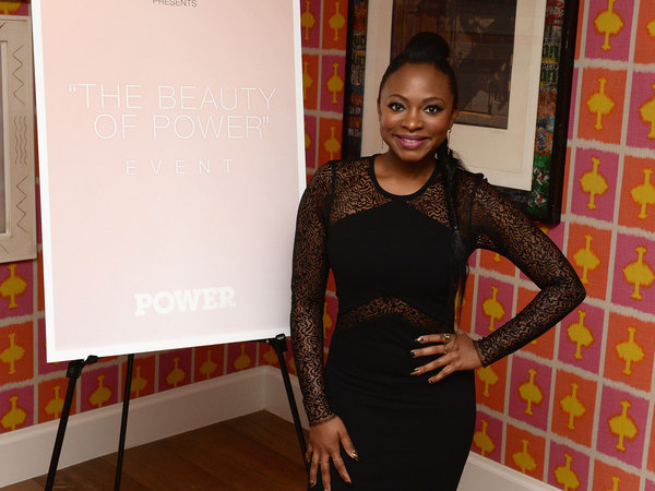 A Day In The Life: @Power_STARZ Event With Lala, Omari Hardwick And Naturi Naughton