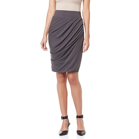 nene-by-nene-leakes-hsn-asymmetric-ruched-skirt-glamazons-blog
