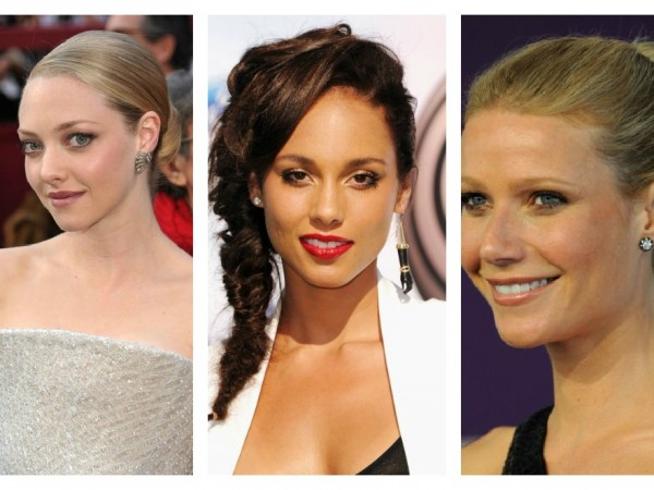 New Year's Eve Prep: 3 Last-Minute Hairstyle Ideas Inspired By Alicia Keys, Amanda Seyfried & Gwyneth Paltrow!
