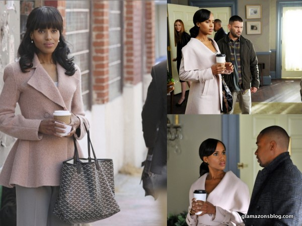 "My New Obsession: Ladylike Coats Like Olivia Pope of ABC's ""Scandal"""