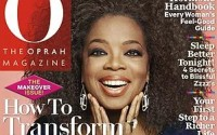 "Oprah Rocks a Natural Hair 'Fro on the Cover of ""O"" Magazine"