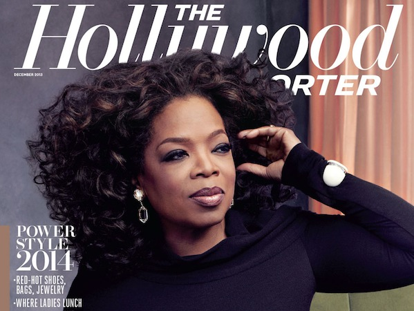 GLAM SCOOP: Oprah Covers Hollywood Reporter, Erykah Badu for Givenchy and Topshop 50% Off Sale